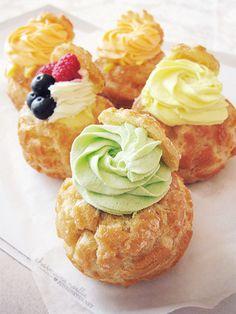 choux cakes!