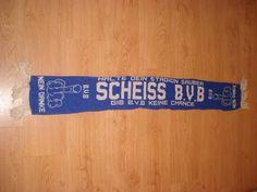 Anti Borussia Dortmund Scarf You can Buy It from www.ScarvesForSale.eu