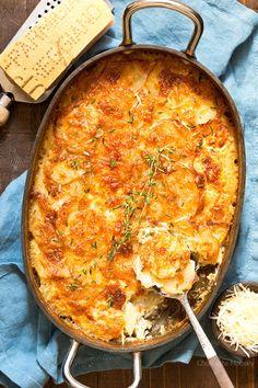 Garlic Parmesan Au Gratin PotatoesReally nice recipes. Every  Mein Blog: Alles rund um Genuss & Geschmack  Kochen Backen Braten Vorspeisen Mains & Desserts!