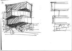 Galeria - Edifício Cantareira / Eduardo Souto de Moura - 45