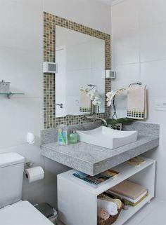 Ideias estilosas para o banheiro 9