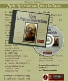 ¡Mirá nuestro nuevo producto CD El Mayor Tributo a María, la Virgen que Desata los Nudos ! Si te gusta podés ayudarnos pinéandolo en alguno de tus tableros :)
