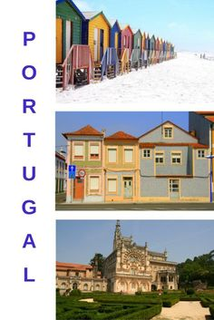 The Portugal Bucket-List Unlike Any Other! - My Life Long Holiday Portugal Destinations, Top Travel Destinations, Europe Travel Guide, Portugal Travel, Spain And Portugal, Spain Travel, Travel Guides, European Vacation, European Travel
