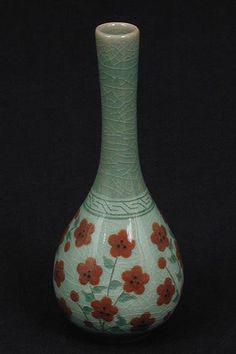 Korean Celadon Pottery....love it!