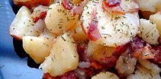 German Potatoes Salad