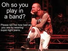Five Finger Death Punch Ivan Moody...absolutely LOVE this man :)