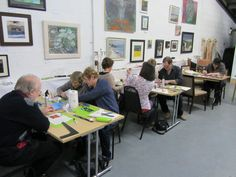 Workshops undertaken at Showcase Glass. For more information contact Jon on 07812812812
