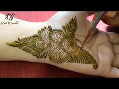 Henna Designs Arm, Indian Henna Designs, Basic Mehndi Designs, Latest Bridal Mehndi Designs, Mehndi Designs For Girls, Mehndi Designs For Beginners, Mehndi Design Photos, Wedding Mehndi Designs, Mehndi Designs For Fingers