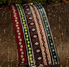 Bracelets Miyuki Delica- Peyote.         https://www.facebook.com/pages/OSAN-Bijoux/140940806067477