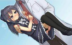 """""""/c/ - Anime/Cute"""" is imageboard for cute and moe anime images. C Anime, Anime One, Female Anime, Kawaii Anime, Teaching Feeling, Same Old Love, Monster Girl, Manga Girl, Art Girl"""
