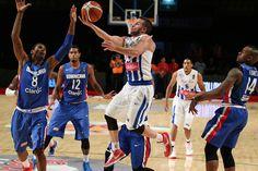 Puerto Rico deja a RD en estado critico 2da ronda del Campeonato FIBA Américas