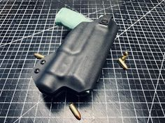 Quality and heavy duty dual layer holster for duty use. All Security holsters are built with a 0 degree cant. Custom Holsters, Security Guard, Belt, Belts, Weights
