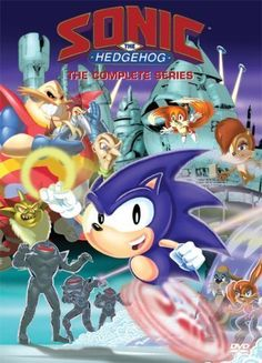 """As much as I love the Duck Tales theme, Sonic SatAM has the best cartoon theme song of all time. """"He's the fastest thing Alive..."""" is all that needs to be said."""