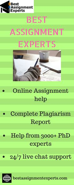 We offer academic project and #Assignment Help to all those students who are looking for a help from the skilled #academic professionals and writers