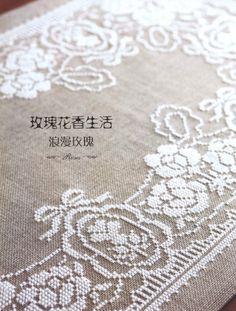Gallery.ru / Фото #4 - Onoe Megumi Cross Stitch Craft Pattern Book - irinask
