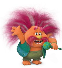 King Peppy is a king troll who is Poppy's father from Trolls. He is voiced by Jeffrey Tambor. King Peppy, as the brave leader of the Trolls, led his people on a torch-lit escape to freedom from Bergen Town. His heroism and valor were the stuff of Troll legend. Quick with inspirational words of wisdom, King Peppy ushered in a new era of happiness and security in Troll Village. Now it's 20 years later, and King Peppy has become a grandfatherly elder statesman to the Trolls. A tad dottier an...