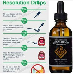 Lose 1-3 pounds a day with the Iaso Resolution Drops