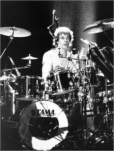 Stewart Copeland - The Police drummer