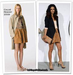 Camila Alves in Chloe Resort 2009- love the blazer-miniskirt combo
