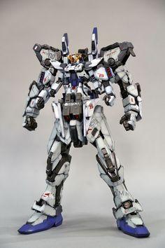 a giant robot inside a giant robot inside a giant robot-- I think I need to save this one. Build Strike R Ver. Mk VI by pteamvn | Gundam Century