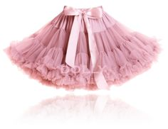 DOLLY by Le Petit Tom ® CAT PRINCESS pettiskirt dusty pink