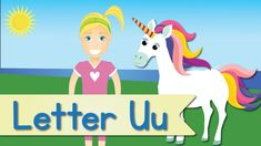 Letter U Song (Official Letter U Music Video by Have Fun Teaching) Alphabet Song For Kids, Abc Song For Kids, Alphabet Video, Alphabet Songs, Abc Songs, Teaching The Alphabet, Alphabet Activities, Kids Songs, Have Fun Teaching