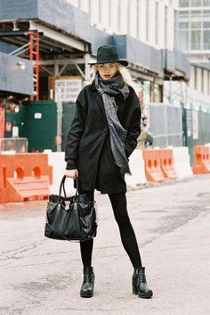 New York Fashion Week AW 2013