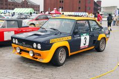 Fiat 131 Abarth 001 - フィアット・131 - Wikipedia