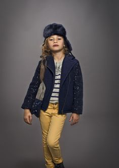 IKKS' pea jacket from 120.00 € | Sailor jumper from 65.00 € | Children's Jeans from 60.00 €