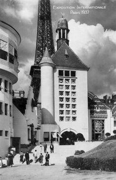 L'Exposition Internationale de 1937 à Paris