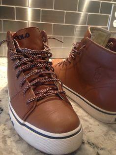 YES! sunday shoe series: polo ralph lauren