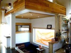Image result for Tiny Houses On Wheels Interior
