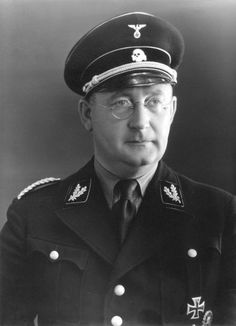The Banality of Evil: Karl Pflaumer was Interior Minister of Baden and an SS-Brigadeführer. He was responsible for compiling lists of Jews in Baden to form the basis for deporting them to death camps. Pflaumer also advised Romania on anti-Jewish measures. After the war, he was sentenced to pay a fine for his Nazi past and was eventually pardoned. He died in 1971.