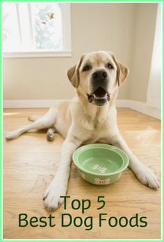 Which is the best dog food?  As with people, dogs need a high quality well balanced diet in order to live a healthy and long life. What is important is to not just focus on what a dog needs to survive - as they say, 'dogs evolved to be  survivors' - but look for what food a dog thrives on. And what a dog thrives on are the ingredients optimized to 'mimic his ancestral diet.'  These 5 dog foods are some of the best available and the ones we recommend for your dog...