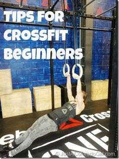 Curious about #CrossFit? Check out these CrossFit Tips for Beginners!