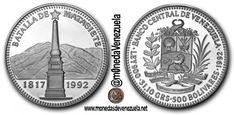 Moneda Conmemorativa del 175 Aniversario de la Batalla de Matasiete