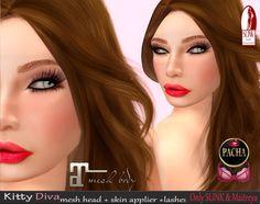 PACHA DUBAI mesh head Kitty