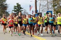 Boston Marathon Unveils 2014 Elite Fields - Competitor Running