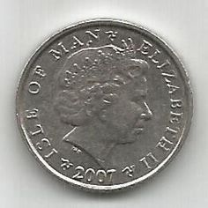 Isle of Man 2007. Tower of Refuge Five Pence. Coin Listing in the Regional Issues,United Kingdom,Coins,Coins & Banknotes Category on eBid United Kingdom