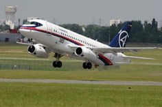 Sukhoi Superjet to fly with Air France Sukhoi Superjet 100, Air France, Aviation, Aircraft, Planes, Airplane, Airplanes, Plane