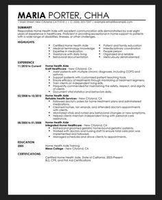 Home Health Aide Sample Resume Alluring Hotel Waitress Application Letter This File You Can Ref Sample Cover .