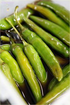 Pickled chili
