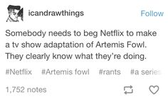It's true that they've tweaked A Series of Unfortunate Events and that is dissapointing, but I would like to see them do this<<<far better than the shitty movie adaptation we'll be getting Divergent Book, Book Fandoms, Child Genius, Artemis Fowl, Best Villains, A Series Of Unfortunate Events, Lollipops, Cool Names, Book Lists