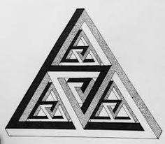 Risultati immagini per triangle tattoo
