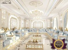 Designer Luxury Antonovich Design Studio provides a new look at the luxurious interiors in oriental style. Visual lightness and a sense of celebration inherent in this beautiful living room. living room interior design is expressive image with rich.