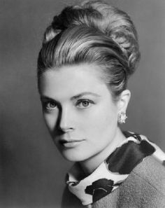 Princess Grace of Monaco. 1958.