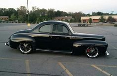 47 Business Coupe...And by it's looks......its all business!
