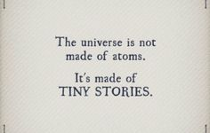 Share your story as you are as infinitely important to the universe as the sun, moon and stars from which you came.