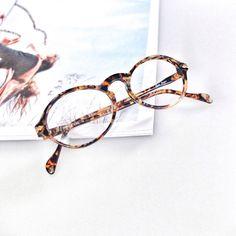 7b083f466d22 Authentic vintage round glasses frame in matte by ModernSupplyCo Glasses  Frames