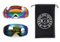 Rise & Shine Eyewear can provide you with some really competitive goggles! Check out how it's done!